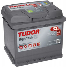 Аккумулятор автомобильный TUDOR TA530 53 Ач