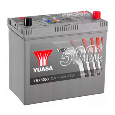 Аккумуляторная Батарея Silver High Performance[12v 48ah 430a] YUASA