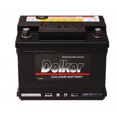 Аккумулятор DELKOR 56031 (60L 525A 241x174x188) (забрать сегодня)