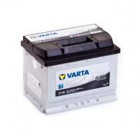 556401048_аккумуляторная Батарея! Black Dynamic 19.5/17.9 Рус 56ah 480a 242/175/190 Varta