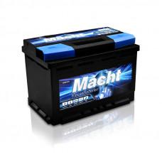 Акб Торговая марка Macht 12v 72ah 630a 278x175x175 ASAM-SA