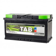 Аккумулятор TAB AGM 95R 850A 353x175x190 (забрать сегодня)