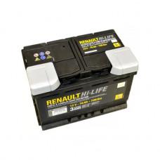Ren7711821598_аккумуляторная Батарея! L3 70ah/720a, Аналог 7711238598 RENAULT