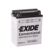 Аккумулятор EXIDE EB12AA