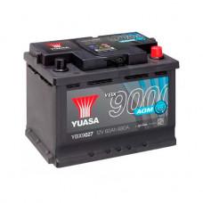 Аккумуляторная Батарея Efb Start Stop[12v 60ah 560a B13] YUASA