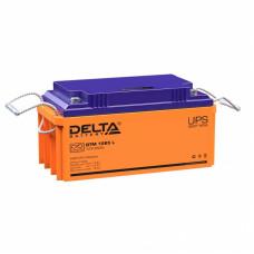 Аккумулятор Delta DTM 1265 L 12В 65Ач 350x167x179 мм Прямая (+-)