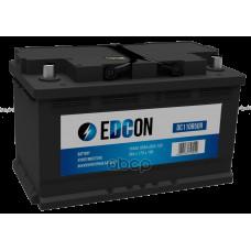 Аккумуляторная батареяная батарея 19.5/17.9 евро 110Ah 850A 394/175/190/ EDCON DC110850R