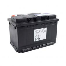 Аккумуляторная батарея Volvo 700А обратная полярность 80А/ч (315x180x175) VOLVO 30659795
