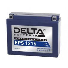 Аккумулятор DELTA EPS 1216 (забрать сегодня)