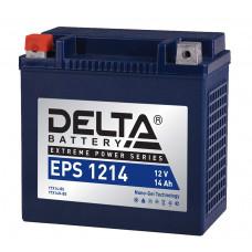 Аккумулятор DELTA EPS 1214 (забрать сегодня)