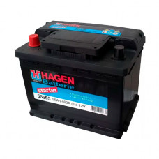 Аккумуляторная Батарея [12v 55ah 460a B13] HAGEN BATTERIE