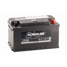 Аккумулятор ALPHALINE EFB 75SR