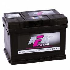 Аккумулятор автомобильный Afa HS-N2