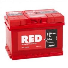 Аккумулятор RED 60SR 218