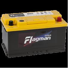 Аккумулятор Flagman 80 LB4 58000 FL PR 12В 80Ач 850CCA 315x175x175 мм Обратная (-+)