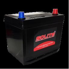 Аккумулятор автомобильный Solite 75D23L 65А/ч 550А полярность обратная