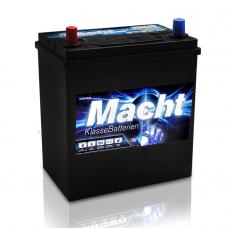 Акб Торговая марка Macht 12v 70 Biah 560a 260x170x220 ASAM-SA