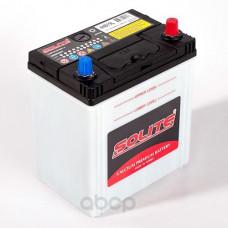 Аккумулятор автомобильный Solite 44B19L 44А/ч 350А полярность обратная