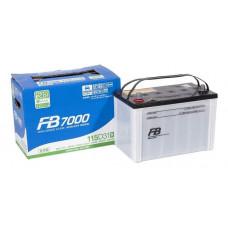 Аккумулятор автомобильный Furukawa Battery FB 7000 115D31R 90 Ач