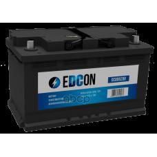 Аккумуляторная батареяная батарея 19.5/17.9 евро 80Ah 620A 315/175/190/ EDCON DC80620R