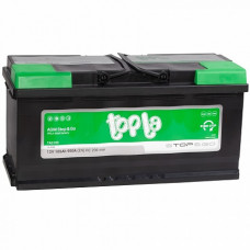 Аккмулятор Topla AGM 105R 950A 394x175x190 (забрать сегодня)