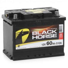 Аккумулятор 6ст- 60 'Black Horse' О.П. Black Horse