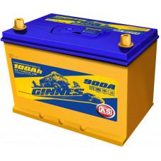 Аккумулятор автомобильный GINNES Asia 6CT-100.1 / 115D31R GA10011