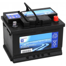 Аккумулятор GM 60R 510A 242x175x175 (забрать сегодня)