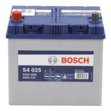 Аккумулятор BOSCH S4 025 60L 540A 232x173x225 (забрать сегодня)