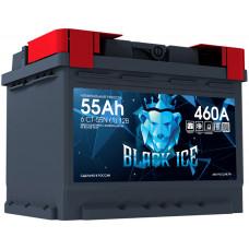 Аккумулятор автомобильный BLACK ICE 6СТ-55.1 BI5511