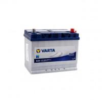 570412063_аккумуляторная Батарея! Blue Dynamic 19.5/17.9 Евро 70ah 630a 261/175/220 Varta