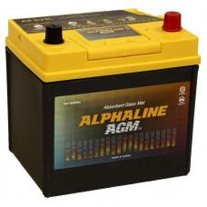 Аккумулятор ALPHALINE AGM S55D23L