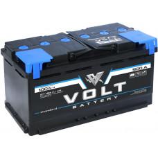 Аккумулятор автомобильный VOLT STANDARD 6СТ-100.1 VS10011