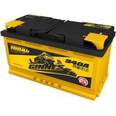 Аккумулятор автомобильный GINNES EFB 6CT-100.0 GE10001