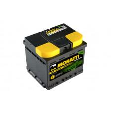 Аккумулятор Moratti 5 550 060 055 (55R 550А 207x175x175) (забрать сегодня)