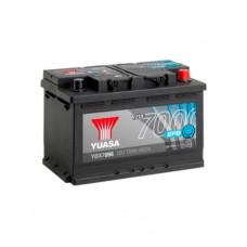 Аккумуляторная Батарея Efb Start Stop[12v 70ah 680a B13] YUASA