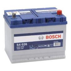 Аккумулятор BOSCH S4 026 70R 630A 261x175x220 (забрать сегодня)