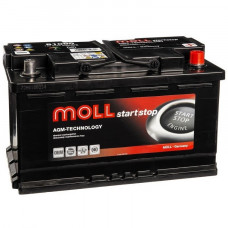 Аккумулятор MOLL AGM 80R
