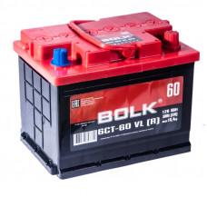 Аккумулятор автомобильный Bolk AB600