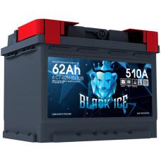 Аккумулятор автомобильный BLACK ICE 6СТ-62.0 BI6201