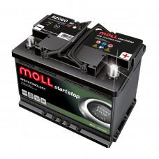 Аккумулятор MOLL EFB 60R 539