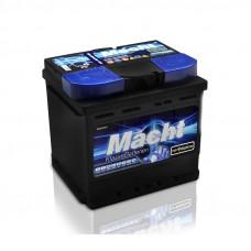 Акб Торговая марка Macht 12v 52ah 450a 207x175x190 ASAM-SA