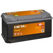 Аккумулятор автомобильный DETA DB852 85 Ач