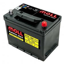 Аккумулятор MOLL Kamina 70JR 561