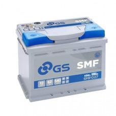Аккумулятор GS SMF027 (62R)