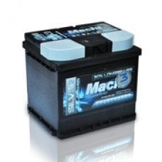 Акб Торговая марка Macht 12v 55ah 560a 207x175x190 ASAM-SA