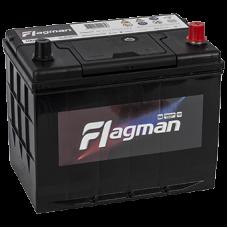 Аккумулятор Flagman 95D26 FL PR 12В 80Ач 700CCA 260x172x220 мм Обратная (-+)