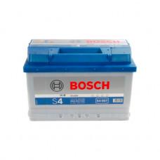 0 092 S40 070_аккумуляторная Батарея! 19.5/17.9 Евро 72ah 680a 278/175/175 Bosch