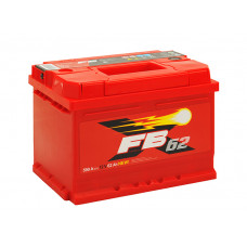 Аккумулятор FB 62 о.п. низкий