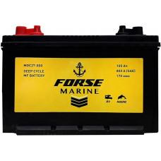 Аккумулятор FORSE Marine 105 (MDC27-800)
